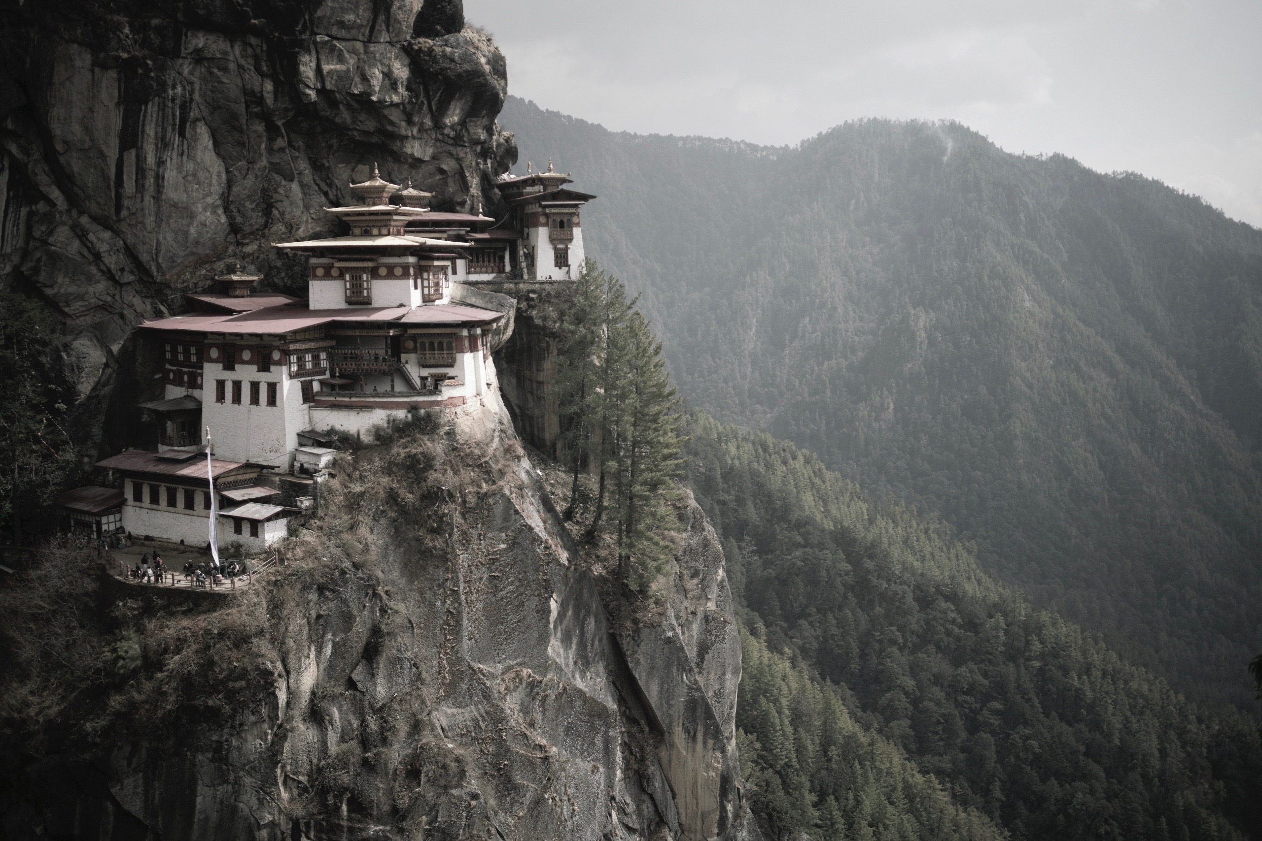 Amankora Bhutan for Aman Hotels COPYRIGHT SIMON BUXTON